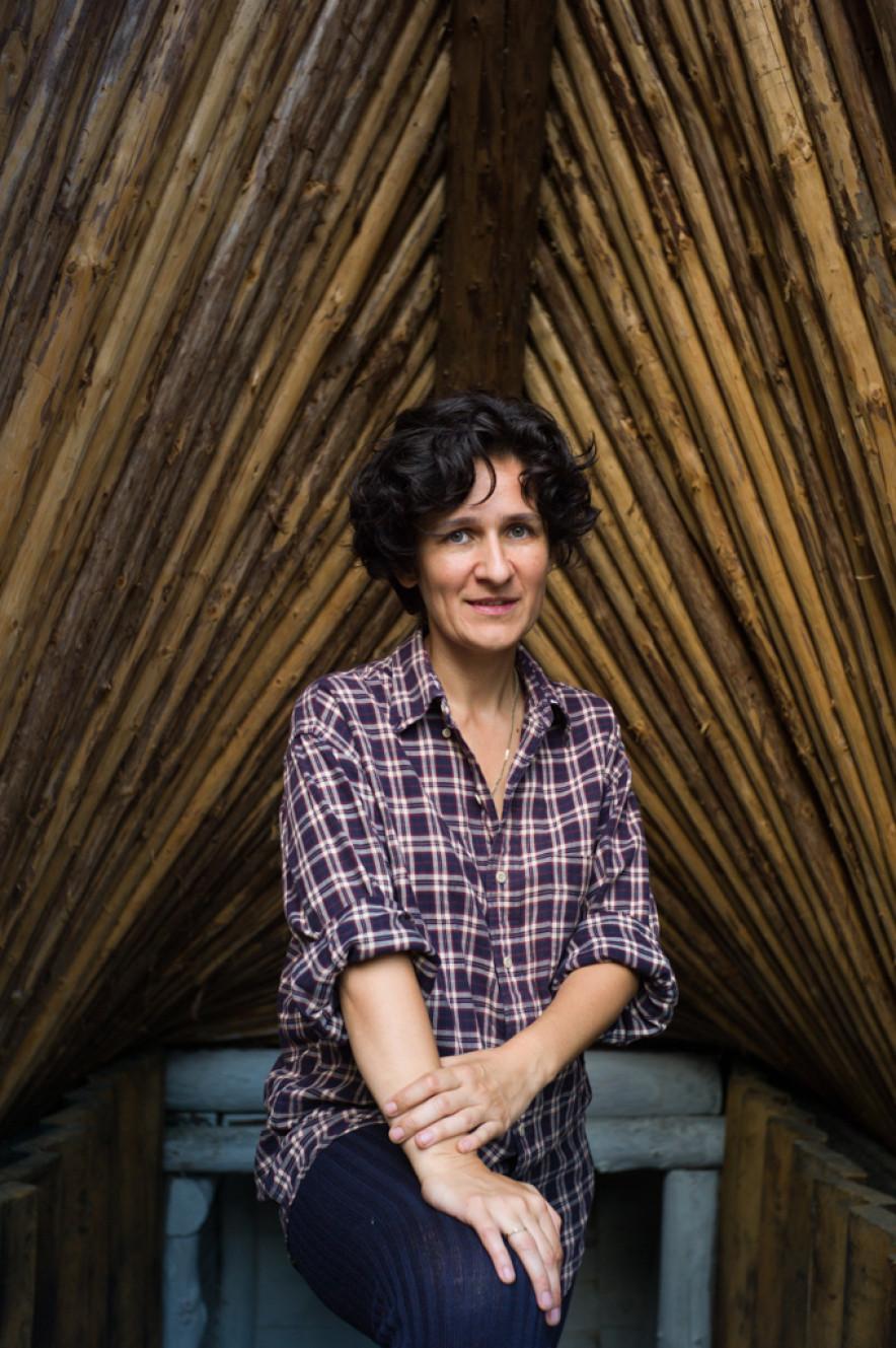 ana-maria goilav, architect