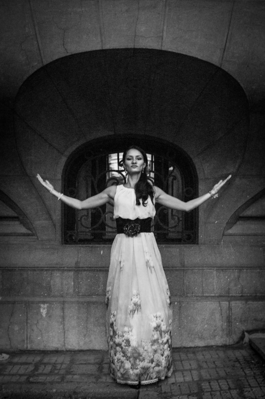 veronica anusca, opera singer