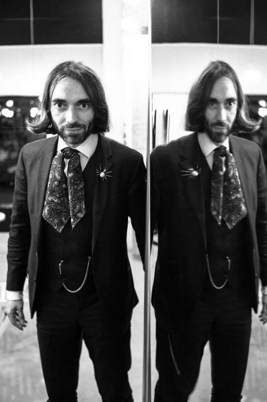 cédric villani, bucharest, 2016.