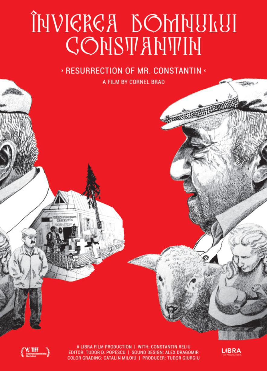 Învierea domnului Constantin / Resurrection of Mr. Constantin un film de / a movie by Cornel Brad.