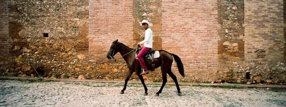rider. cuba, 2012