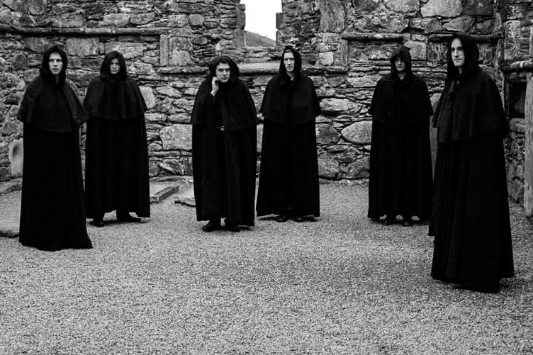 gregorian singers in eire
