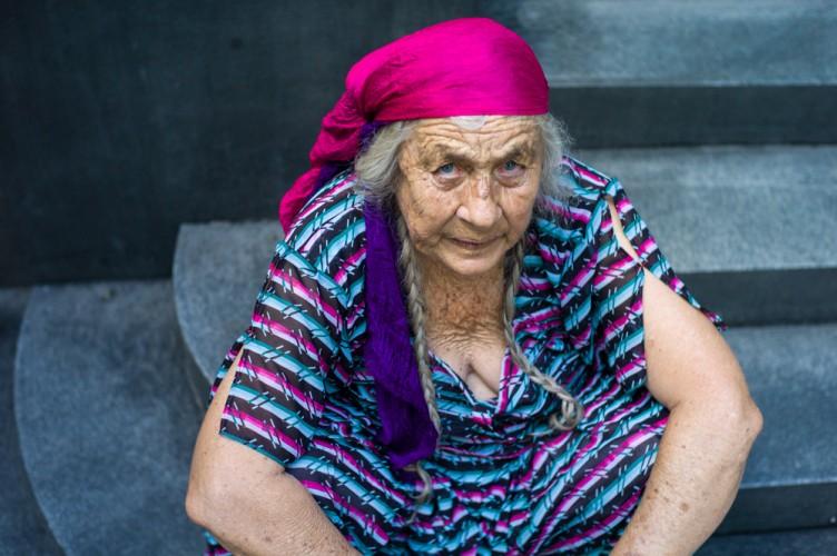 future telling gypsy lady argentina