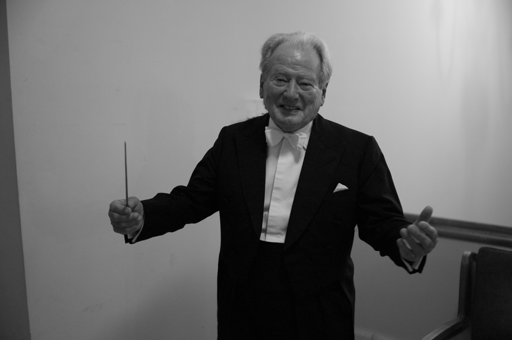 Sir Neville Marriner