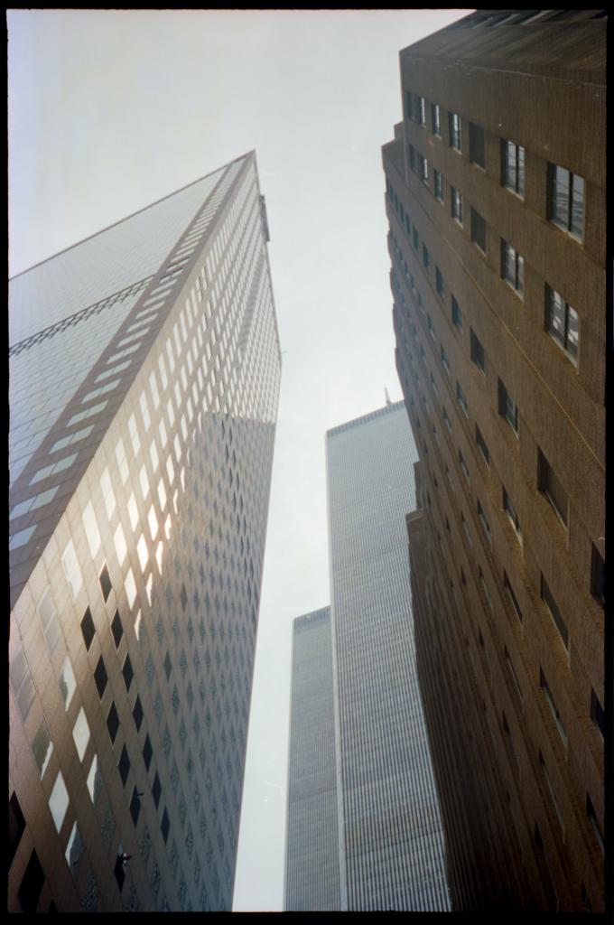 twin towers of new your city 1996 turnurile gemene