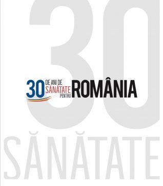 """""""30 de ani de sănătate pentru România"""" - cartea / """"30 years of healthcare for Romania"""" - the book"""