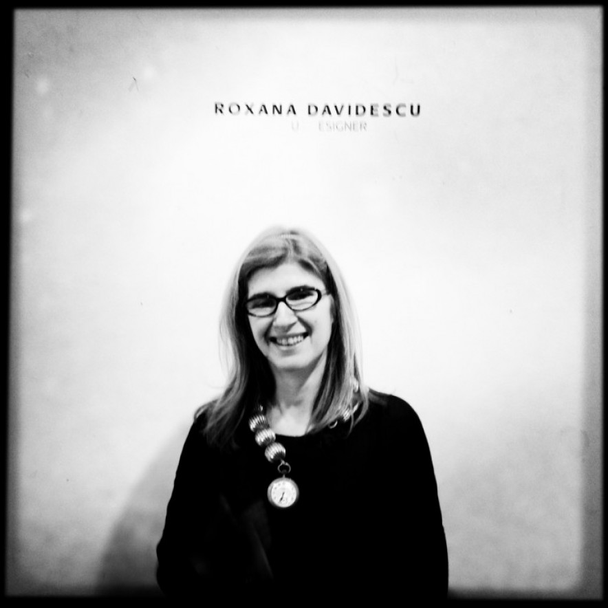 roxana davidescu – focus designer
