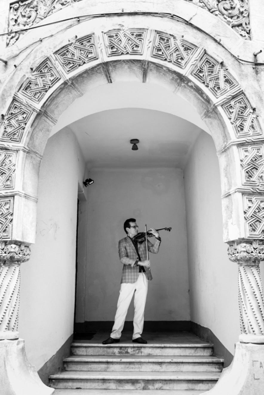 alexandru tomescu, violin soloist