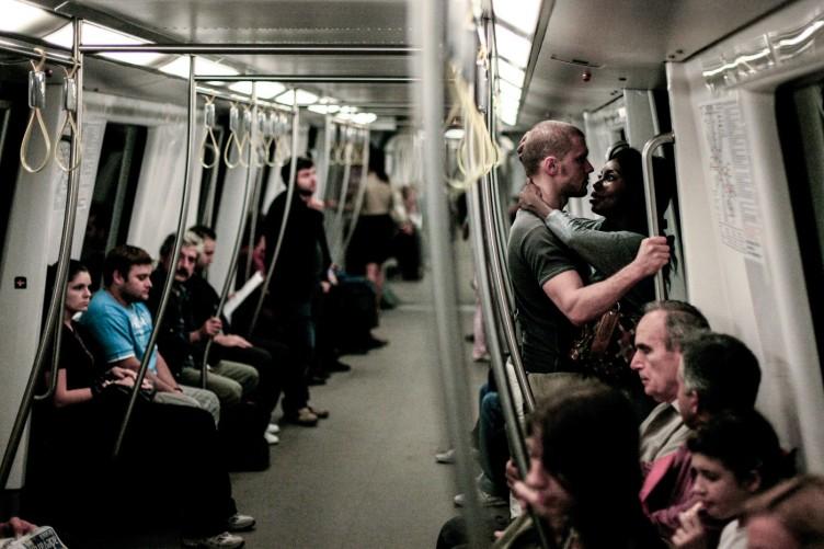 underground love dragoste metrou bucuresti bucharest