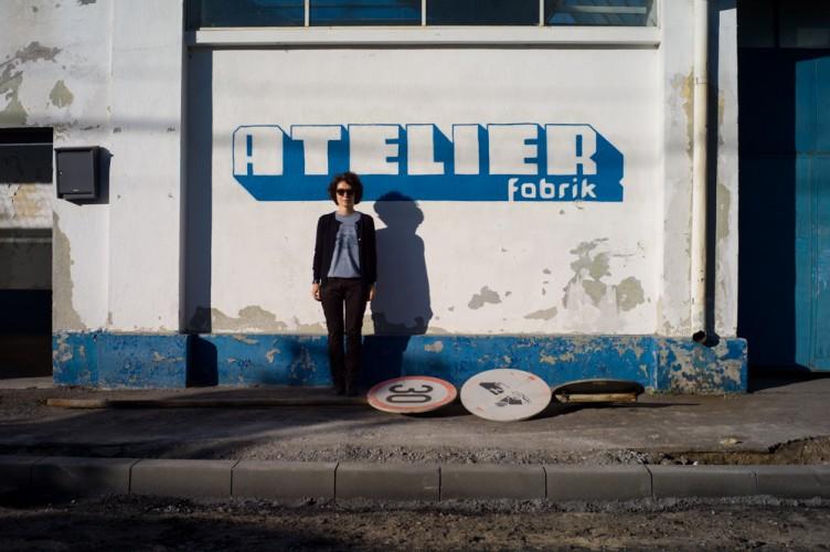 nicoleta radu, designer & manager at atelier fabrik