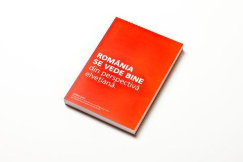 România se vede bine din perspectivă elvețiană.  CORNEL BRAD - 33 de portrete ale oamenilor care schimbă România în bine prin Programul de Cooperare Elvețiano-Român.